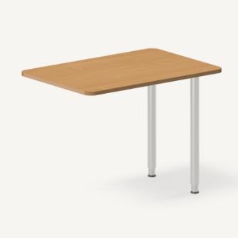 Skriveborde - tilbyg