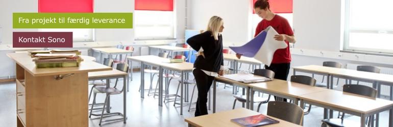Lærerborde