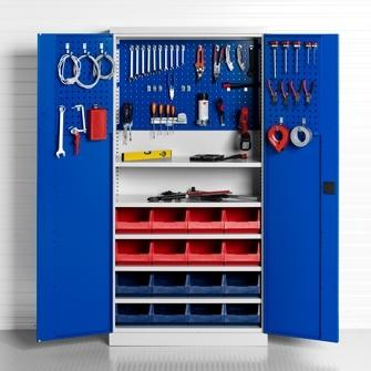 Værktøjsskabe